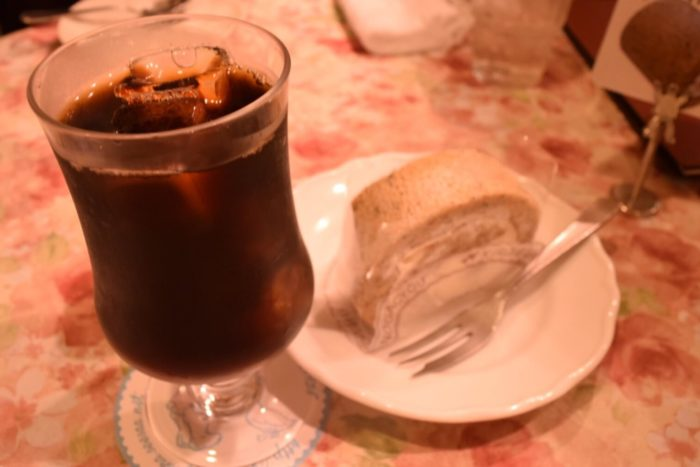 プチ12ヶ月 | 紅茶といちじくのロールケーキセット