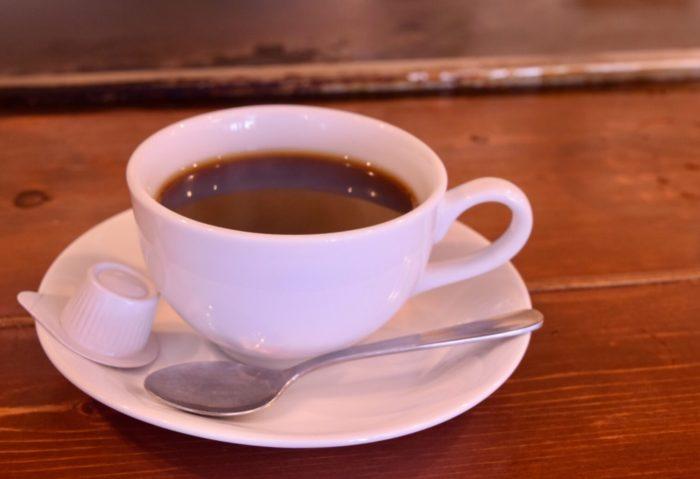 【ステーキハウス小で毬】食後のコーヒー