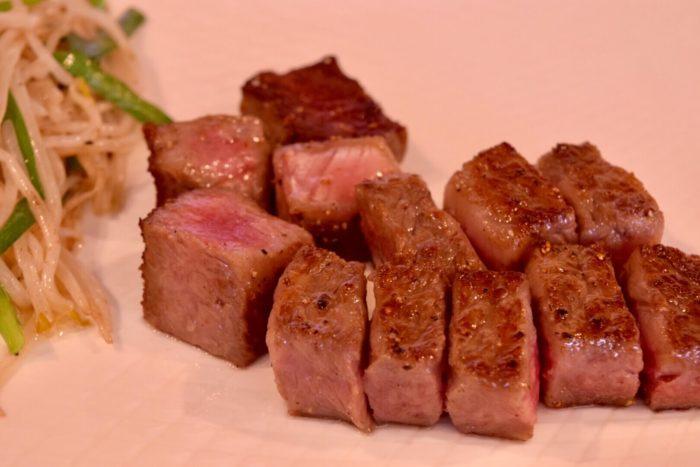 【ステーキハウス小で毬】和牛サーロイン