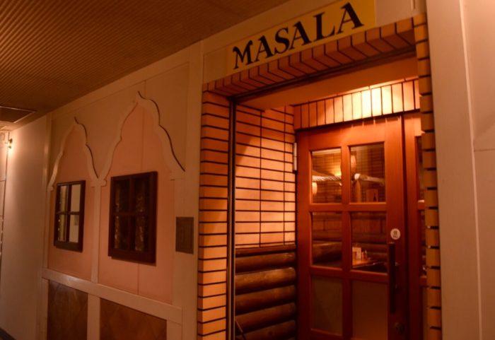 マサラ帯屋町店の店舗情報とアクセス