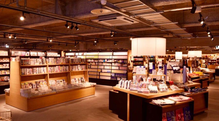 高知 蔦屋書店 2F書店
