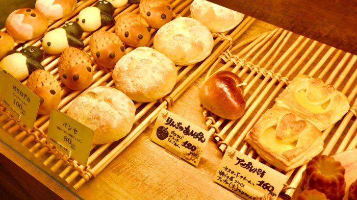イソップの台所のパン