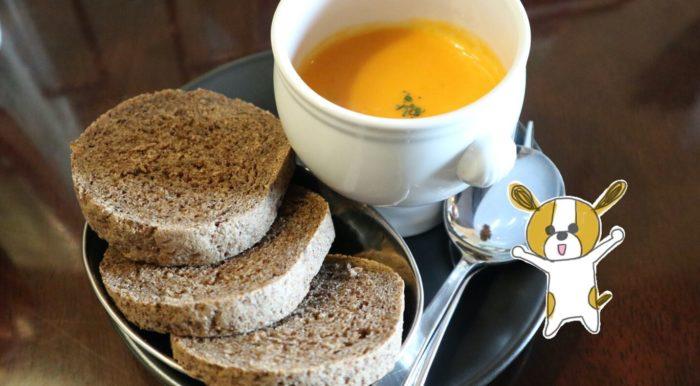 MuuMuu(ムームー)にんじんのスープとパン