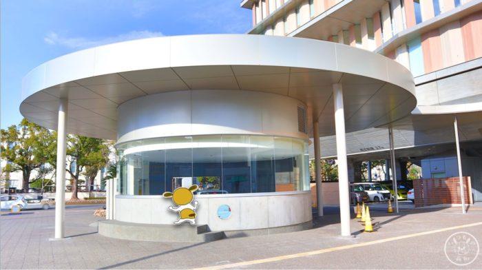オーテピアの機械式駐車場