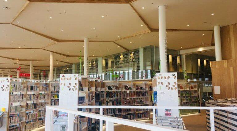 オーテピア高知図書館 外観