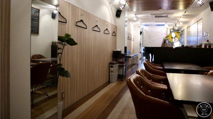 沢渡茶カフェCHA CAFE ASUNAROの店内の様子や雰囲気