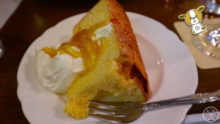 POEM(ポエム)のゆずのシフォンケーキ