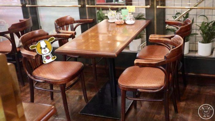 POEM(ポエム)のテーブル