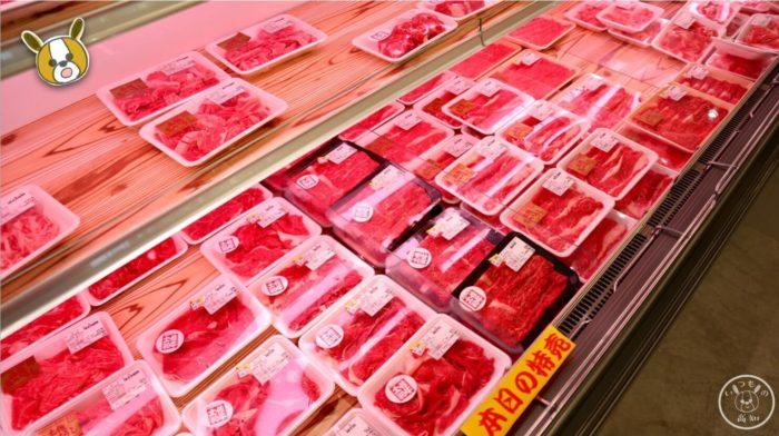 「とさのさと」のお肉