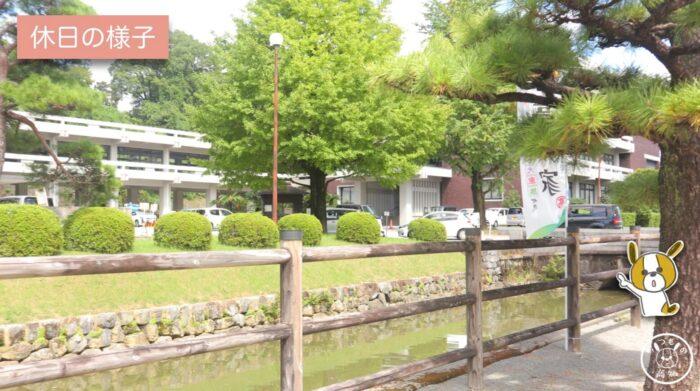 高知県庁駐車場の順番待ち